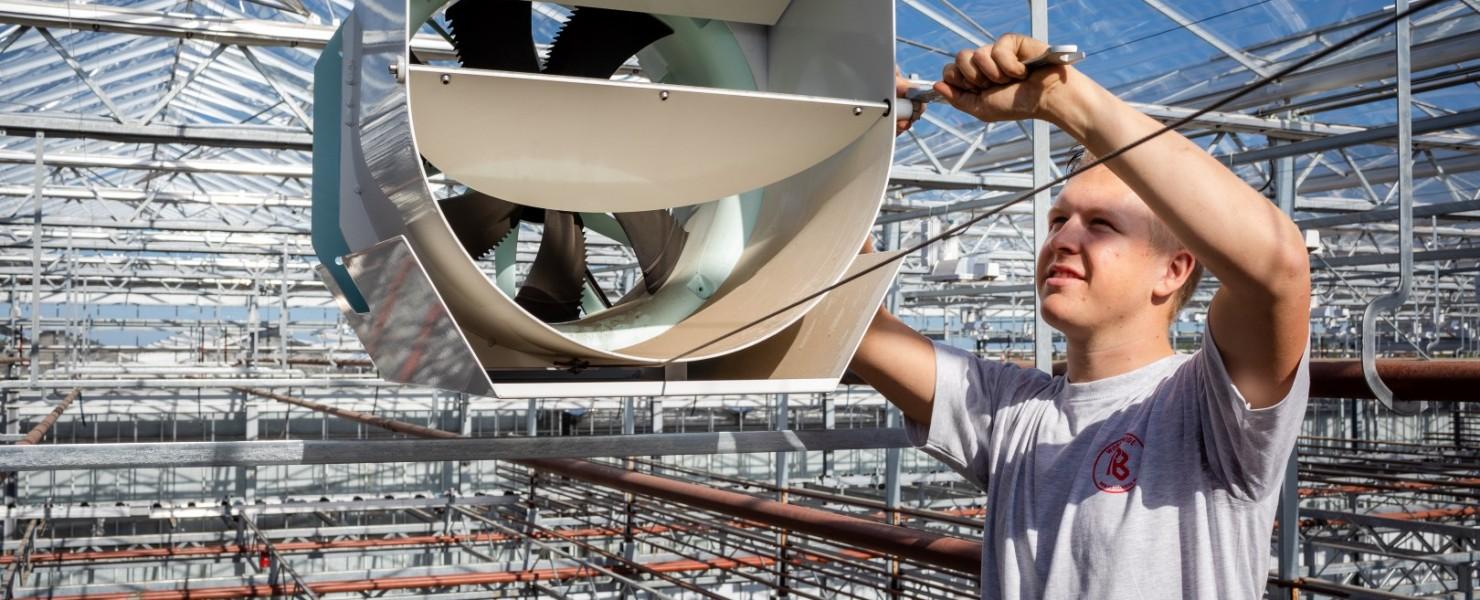 5 hectare glastuinbouw Pligt Professionals